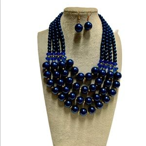 Pearls Necklace Set